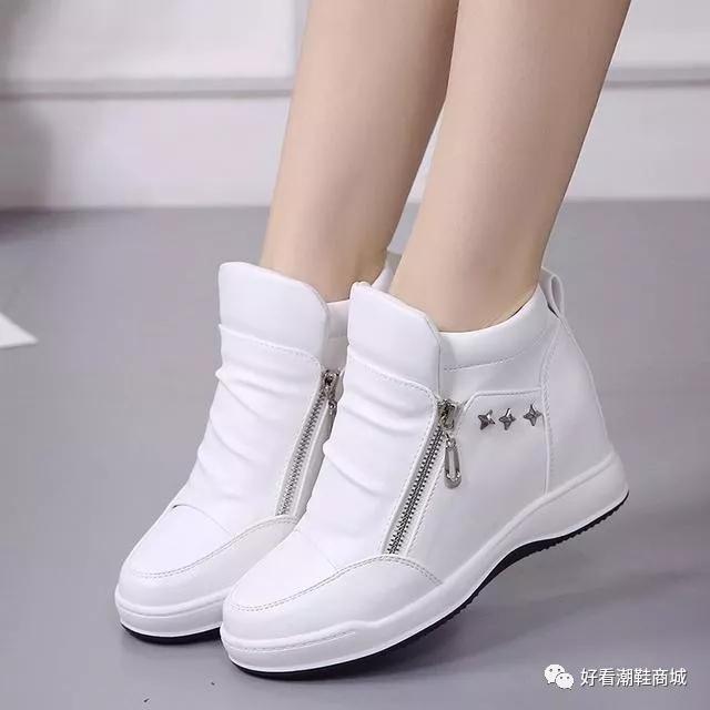 女内增高女鞋